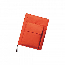 LIHIT LAB Smart Fit Cover Notebook - A5 - Oranje