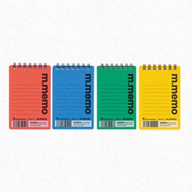 Maruman m.memo Mini Notitieboek