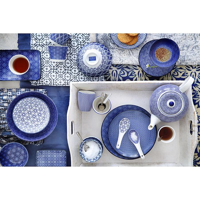 Tokyo Design Studio Servies.Nippon Blue Mugs Tokyo Design Studio Nippon Blue