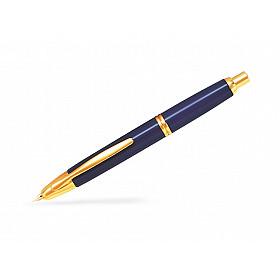 Pilot Capless Gold - Blauw