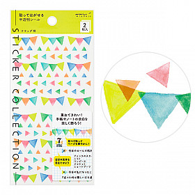 Midori Sticker Collection - Flags