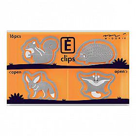 Midori E-Clips - Small Animals (Set van 16)