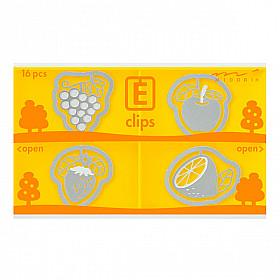 Midori E-Clips - Fruits (Set van 16)