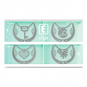 Midori E-Clips - Necklace (Set van 16)