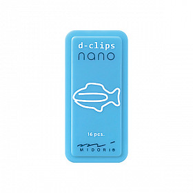 Midori D-Clips Nano - Fish