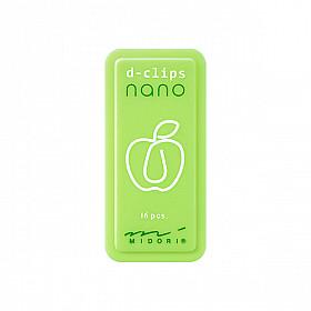 Midori D-Clips Nano - Apple