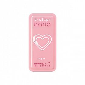 Midori D-Clips Nano - Heart