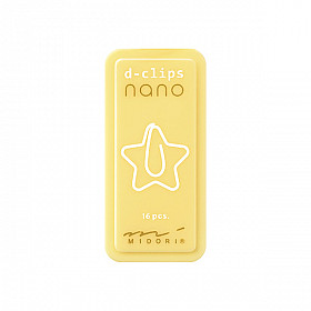 Midori D-Clips Nano - Star