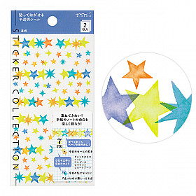 Midori Sticker Collection - Stars