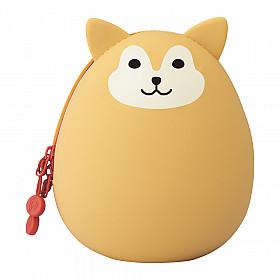 LIHIT LAB Punilabo Egg Pouch - Big Size - Shiba Inu