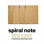 Maruman Spiral Note New Basic