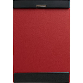 KING JIM magflap Clip Board Klembord - Verticaal - A4 - Rood