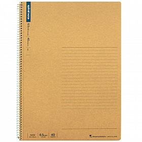 Maruman Spiral Note Basic Notebook - Gelinieerd - A4