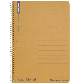 Maruman Spiral Note Basic Notebook - Gelinieerd - A5