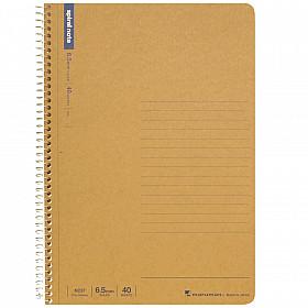 Maruman Spiral Note Basic Notebook - Gelinieerd - A5