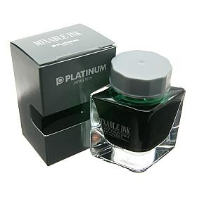 Platinum Mixable Ink Vulpen Inkt - 20 ml - Leaf Green