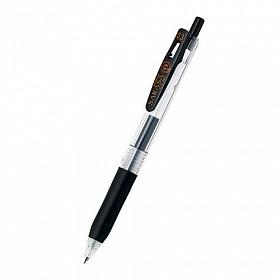 Zebra Sarasa Clip Gel Inkt Pen - Extra Fijn - Zwart