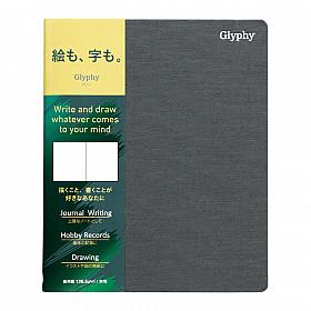 Maruman Glyphy Notebook - B6 - Art Paper - 48 Pagina's