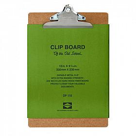 Penco Clip Board - Verticaal - A4 - Zilver Clip