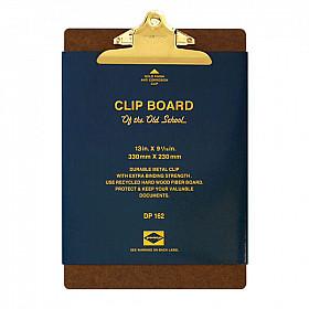 Penco Clip Board - Verticaal - A4 - Gouden Clip