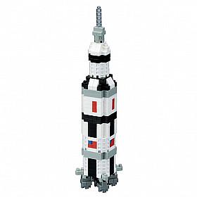 Nanoblock Saturn V Rocket