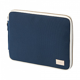 LIHIT LAB HINEMO Stand Pouch - M Size - Blauw