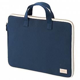 LIHIT LAB HINEMO Stand Pouch & Tas - L Size - Blauw