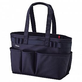 LIHIT LAB ALTNA Tool Bag - Horizontal Type - Blauw