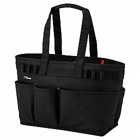 LIHIT LAB ALTNA Tool Bag - Horizontal Type - Zwart