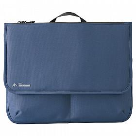 LIHIT LAB ALTNA Flap Pouch - L Size - Blauw