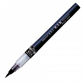 Kuretake Bimoji Cambio Tambien Brush Pen - Black