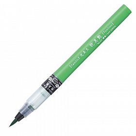 Kuretake Bimoji Cambio Tambien Brush Pen - Sap Green