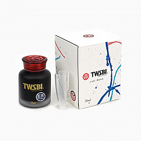 TWSBI Vulpen Inkt Inktpot - 70 ml - Blue Black