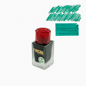 TWSBI 1791 Vulpen Inkt - 18 ml - Emerald Green (Limited Edition)