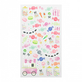 Midori Sticker Marché Collection - Candy
