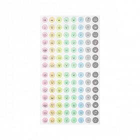 Midori Sticker Collection - Smileys