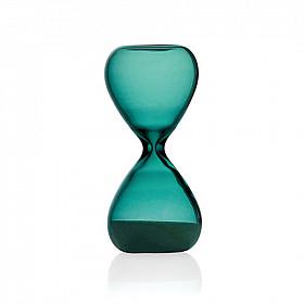 Hightide Hourglass S Zandloper - Looptijd 3 Minuten - Turquoise