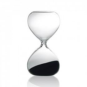 Hightide Hourglass M Zandloper - Looptijd 5 Minuten - Transparant