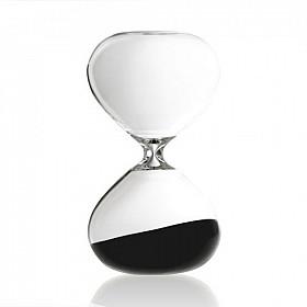 Hightide Hourglass L Zandloper - Looptijd 15 Minuten - Transparant