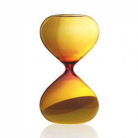 Hightide Hourglass L Zandloper - Looptijd 15 Minuten - Amber