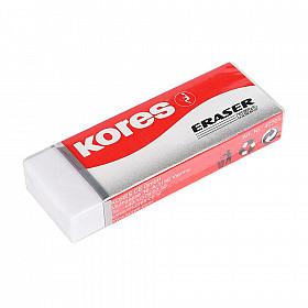 Kores KE20 Potlood Gum - Medium - Wit
