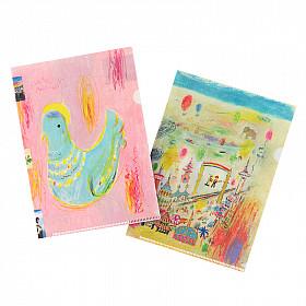 Hobonichi Folder Set by Ryoji Arai - For A5 Size