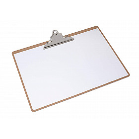 MAUL Classic Clipboard - Horizontaal - A3 - Hout