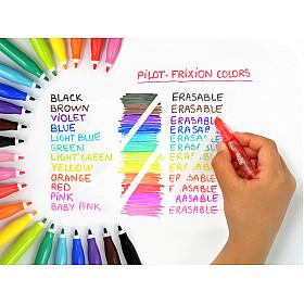 Pilot FriXion Colors Uitgumbare Viltstiften