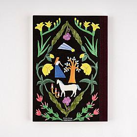 Hobonichi Plain Notebook - Wish Upon a Star by Yuka Hiiragi - Tomoe River paper - A5