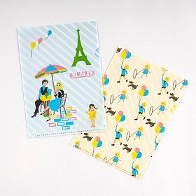 Omiya Yogashiten Hobonichi Folder Set - For A5 Size