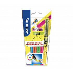 Pilot FriXion Light - Set van 6