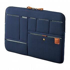 LIHIT LAB ALTNA Carrying Sleeve - Groot Formaat - Blauw