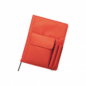 LIHIT LAB Smart Fit Cover Notebook - B5 - Oranje