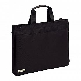 LIHIT LAB Smart Fit Carrying Bag - Formaat B4 - Zwart